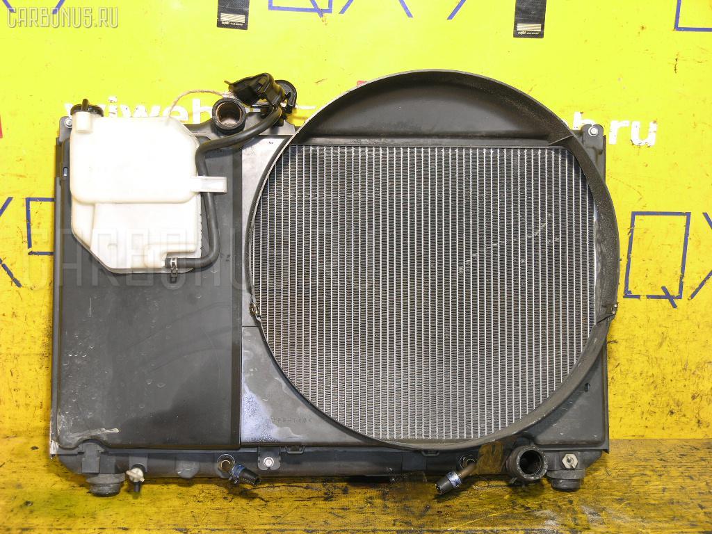 Радиатор ДВС TOYOTA JZX100 1JZ-GE Фото 2