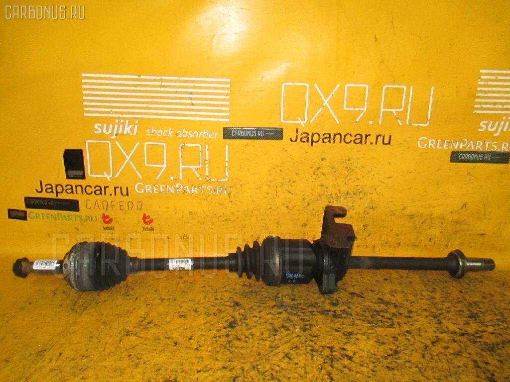 Привод Toyota Nadia SXN10 3S-FE Фото 1