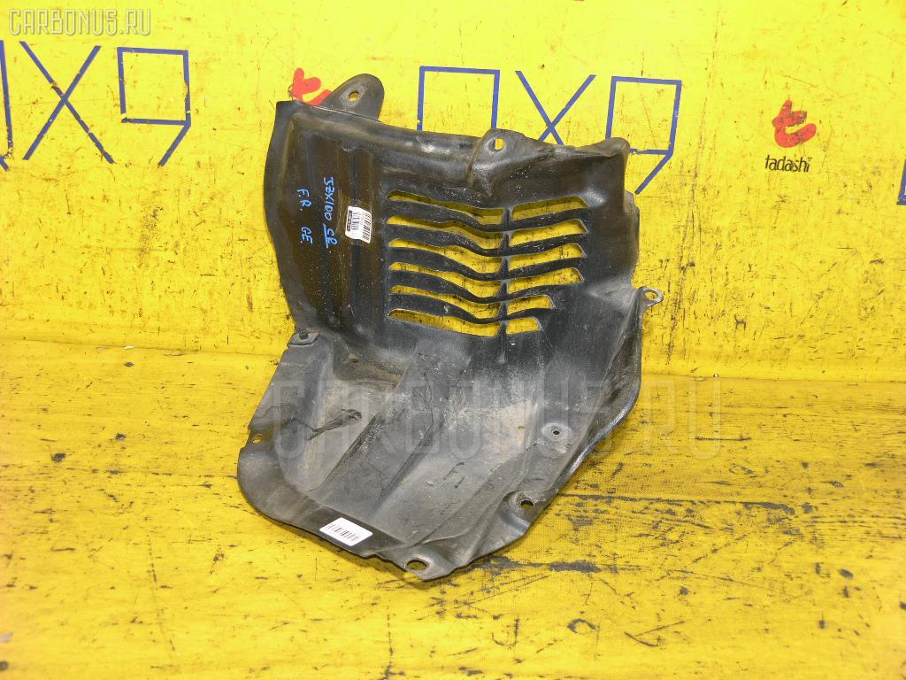 Подкрылок TOYOTA CRESTA JZX100 1JZ-GE. Фото 5