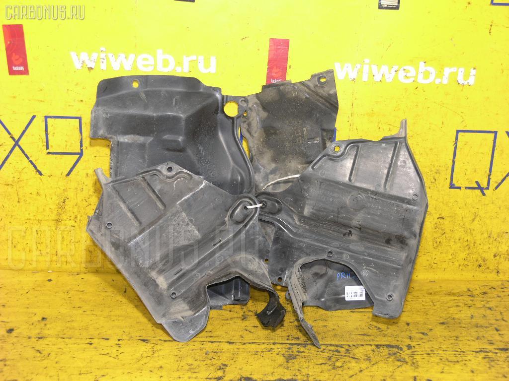 Защита двигателя Nissan Presea PR11 SR18DE Фото 1
