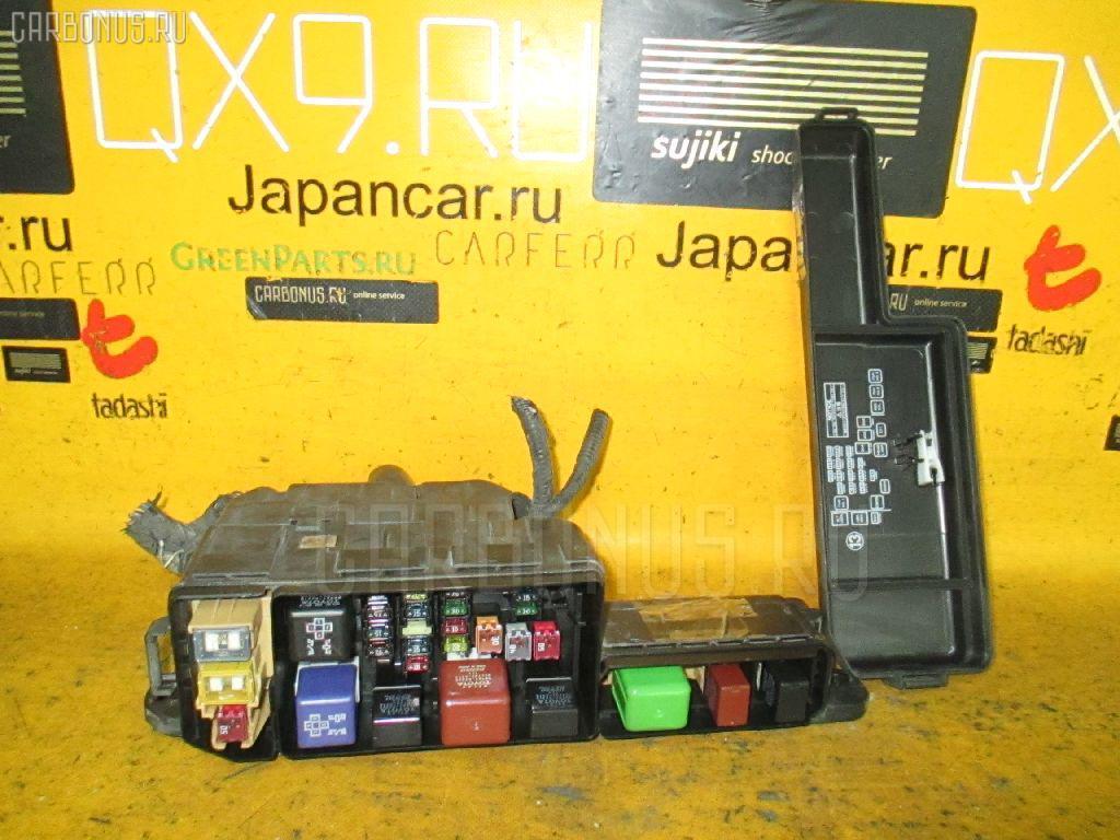 Блок предохранителей TOYOTA NADIA SXN10 3S-FE Фото 1