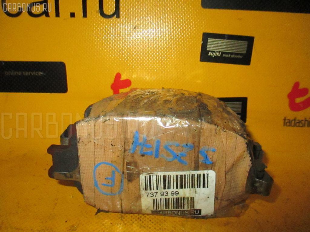 Тормозные колодки TOYOTA CROWN JZS171 1JZ-GE Фото 1