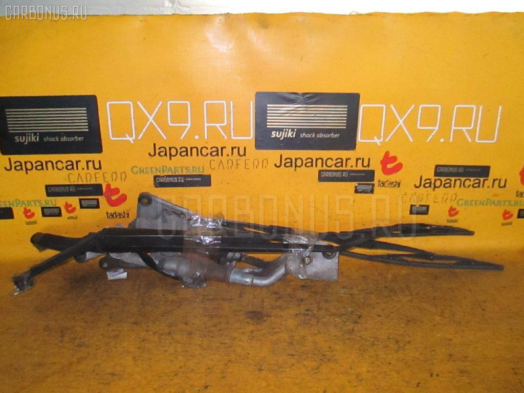 Мотор привода дворников Toyota Nadia SXN10 Фото 1