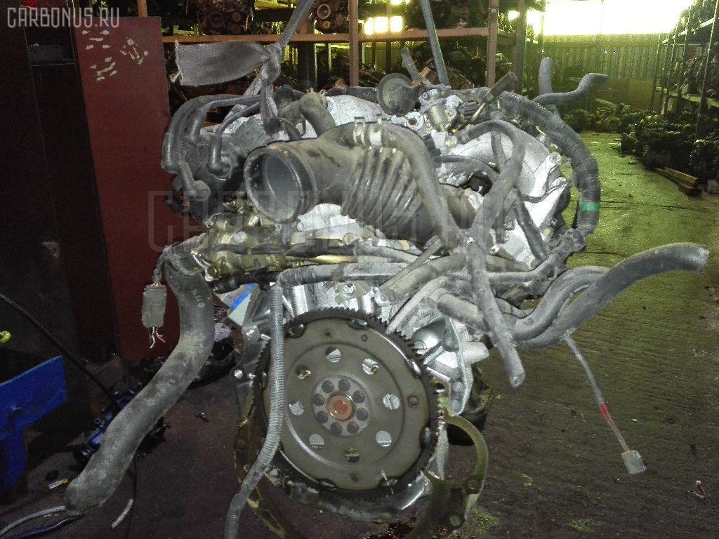 Двигатель NISSAN PRESEA PR11 SR18DE. Фото 3