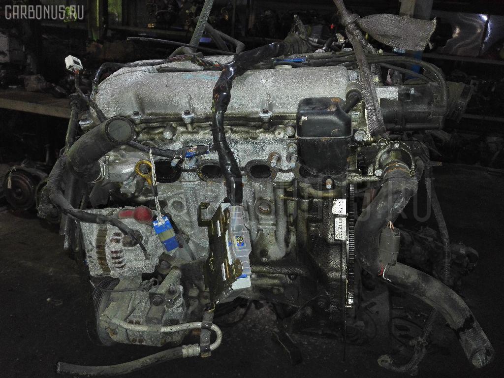 Двигатель NISSAN PRESEA PR11 SR18DE. Фото 4
