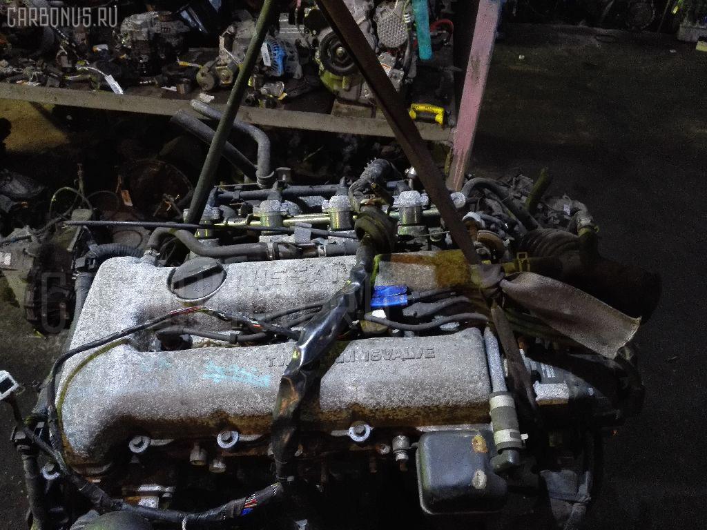 Двигатель NISSAN PRESEA PR11 SR18DE. Фото 5