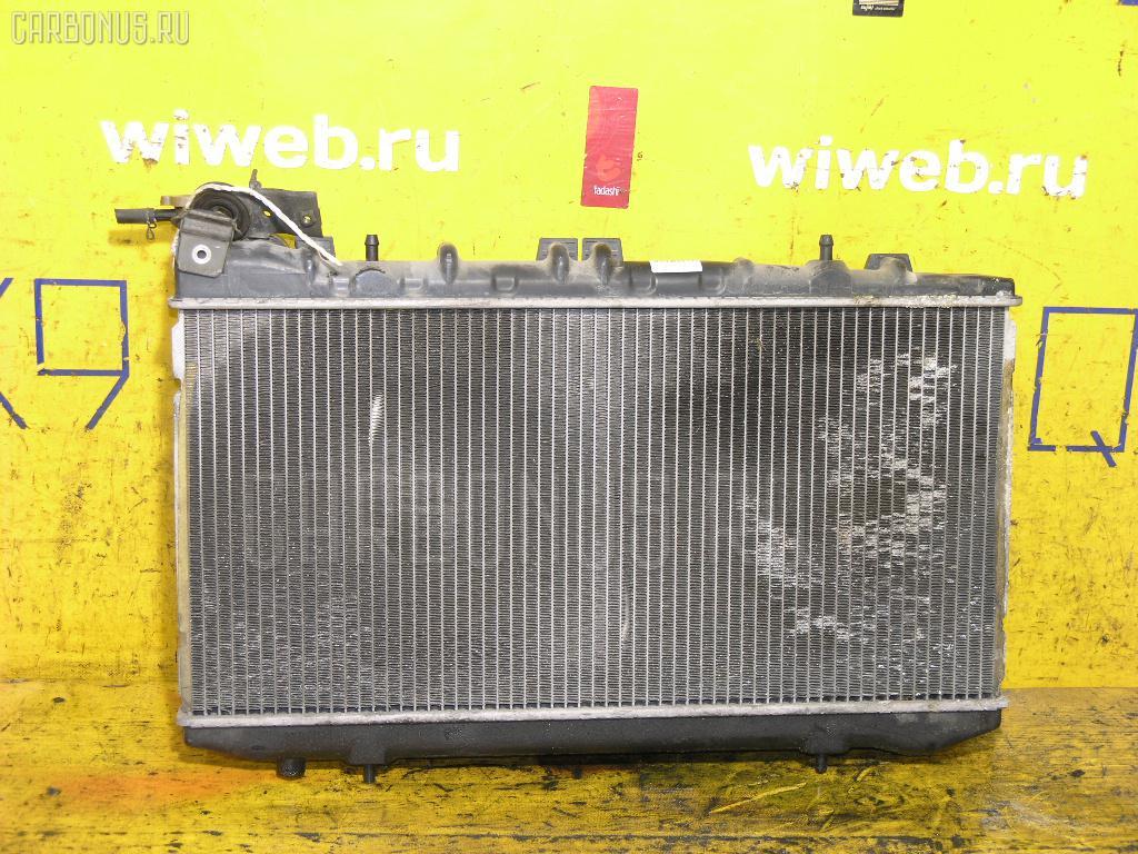 Радиатор ДВС NISSAN PRESEA PR11 SR18DE. Фото 1