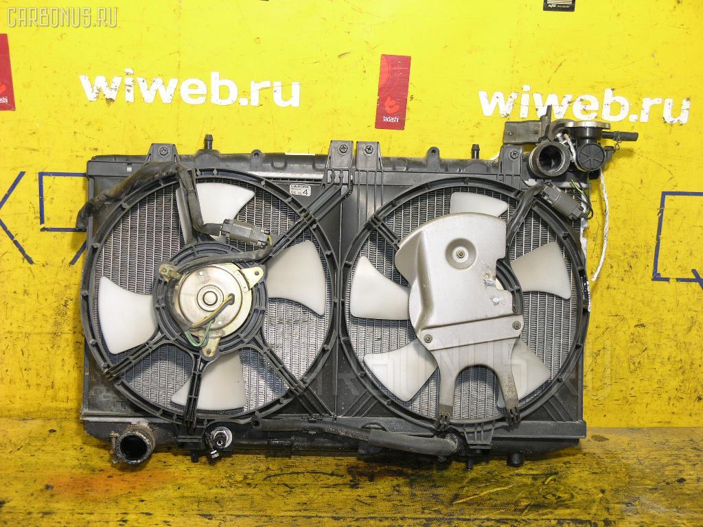 Радиатор ДВС NISSAN PRESEA PR11 SR18DE. Фото 2