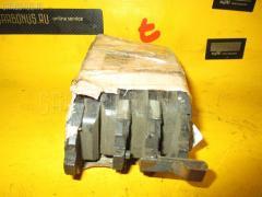 Тормозные колодки SUBARU FORESTER SG5 Фото 5