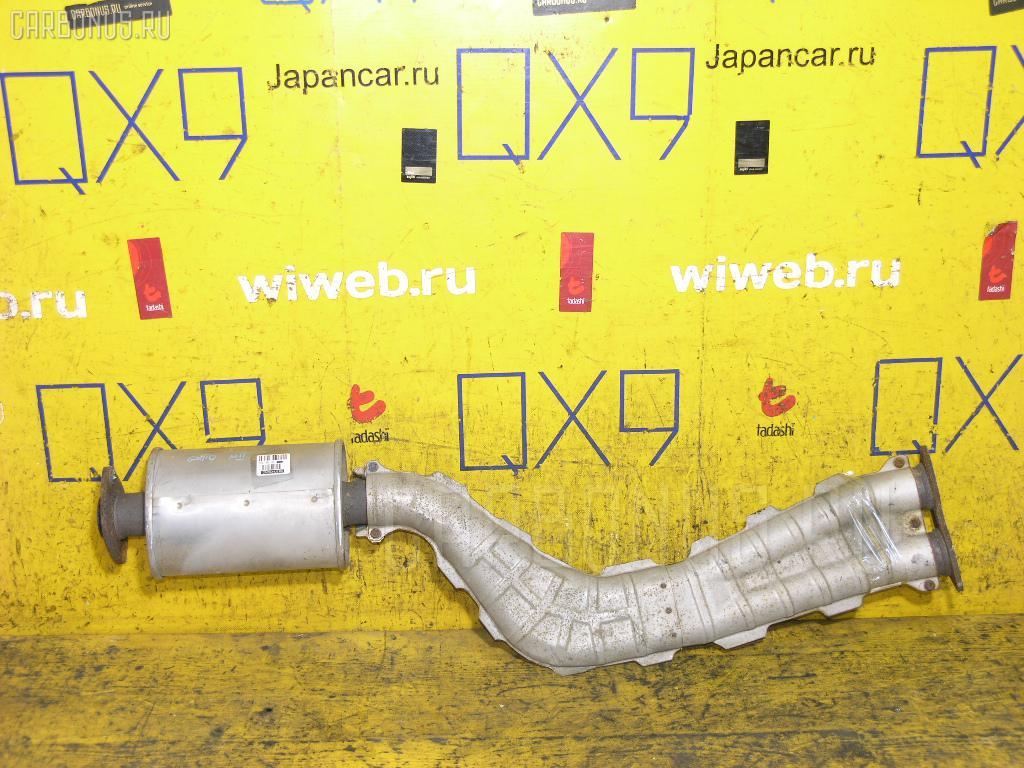 Глушитель TOYOTA MARK II GX110 1G-FE. Фото 7