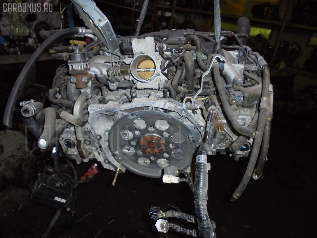 Двигатель SUBARU FORESTER SG5 EJ202DXTAE. Фото 3