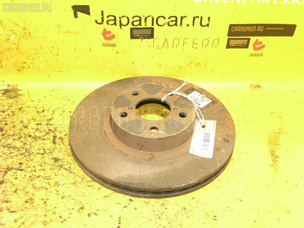 Тормозной диск SUBARU FORESTER SG5. Фото 1