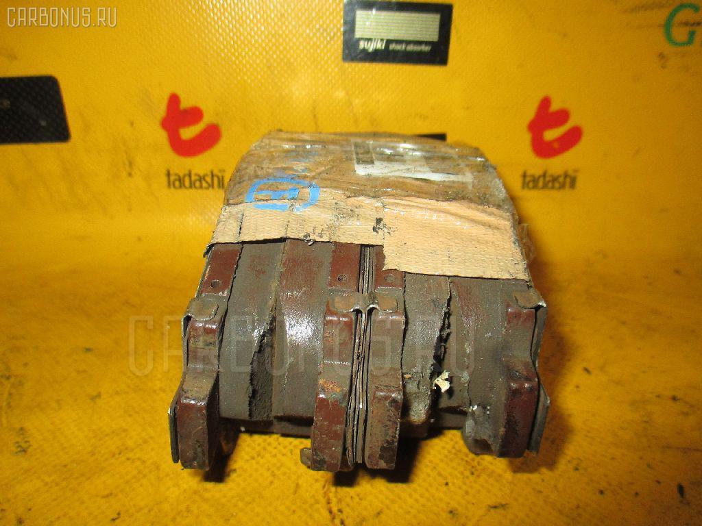 Тормозные колодки TOYOTA JZX100 1JZ-GE Фото 2
