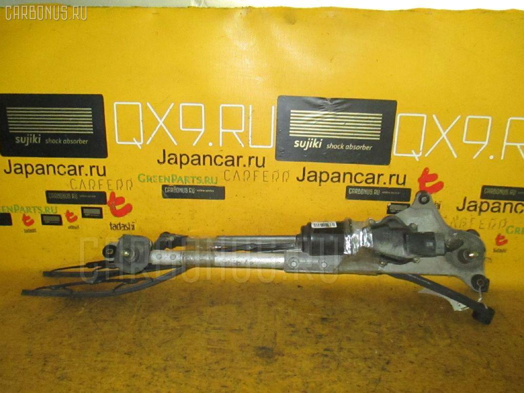 Мотор привода дворников SUBARU FORESTER SG5. Фото 9