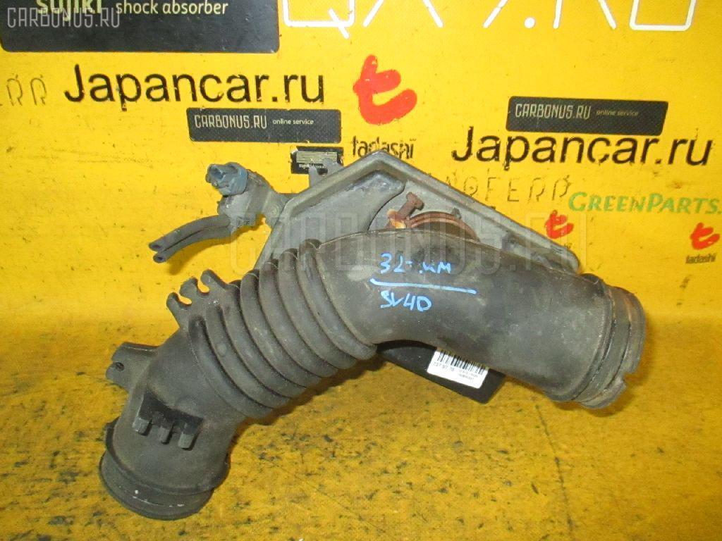 Патрубок воздушн.фильтра Toyota SV40 4S-FE Фото 1