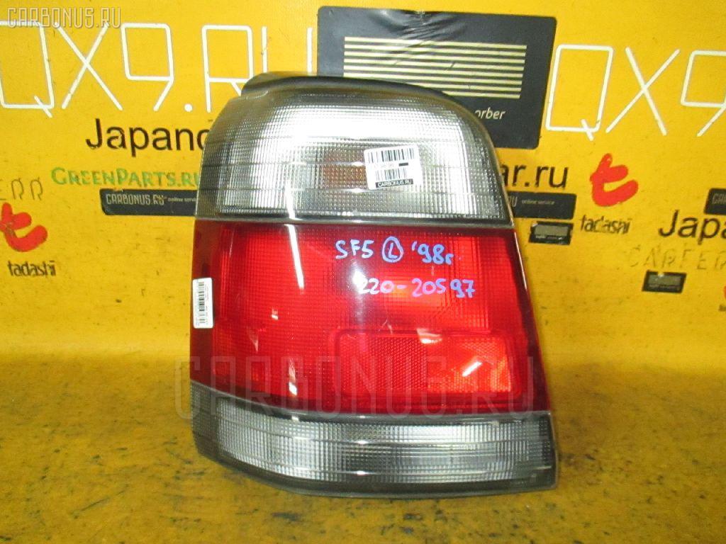 Стоп Subaru Forester SF5 Фото 1
