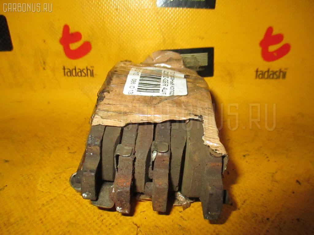 Тормозные колодки TOYOTA JZX100 1JZ-GE. Фото 2