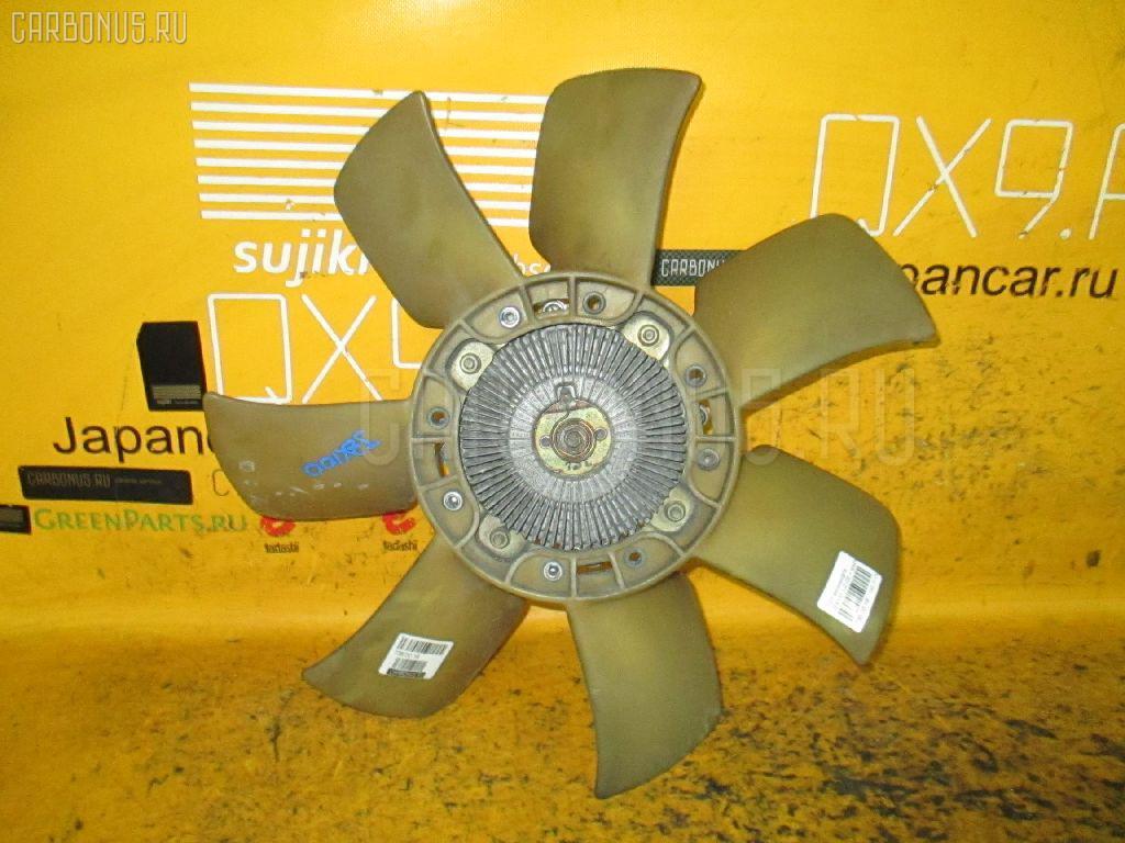 Вискомуфта TOYOTA JZX100 1JZ-GE Фото 1