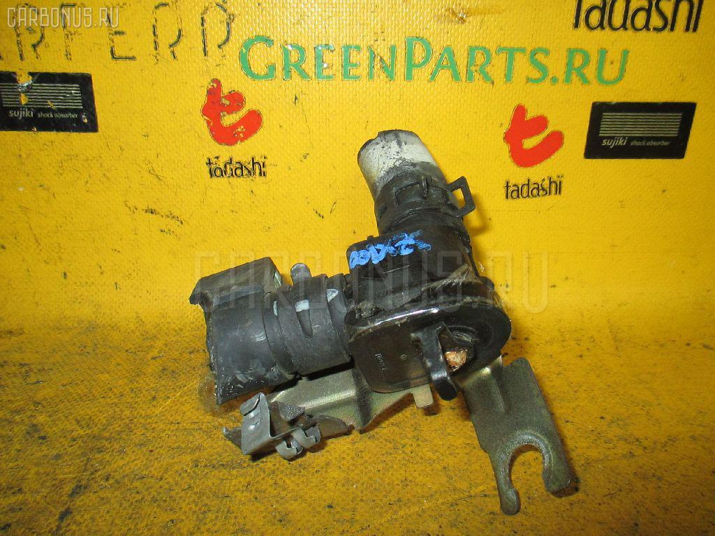 Клапан отопителя TOYOTA JZX100 1JZ-GE Фото 2
