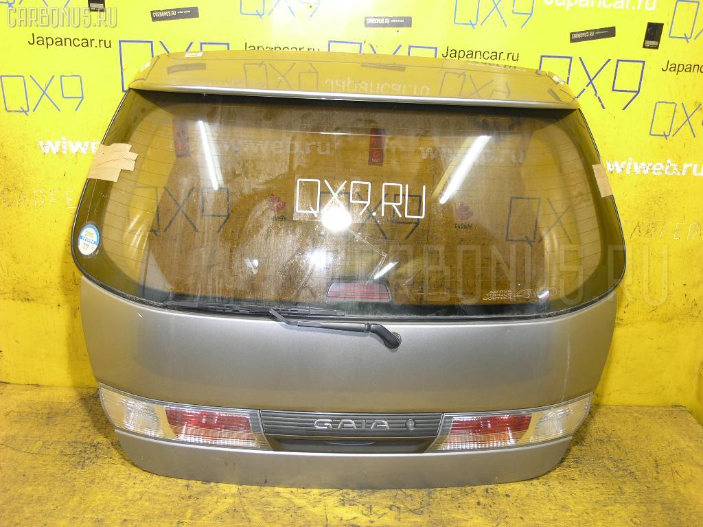 Дверь задняя TOYOTA GAIA SXM15G Фото 1