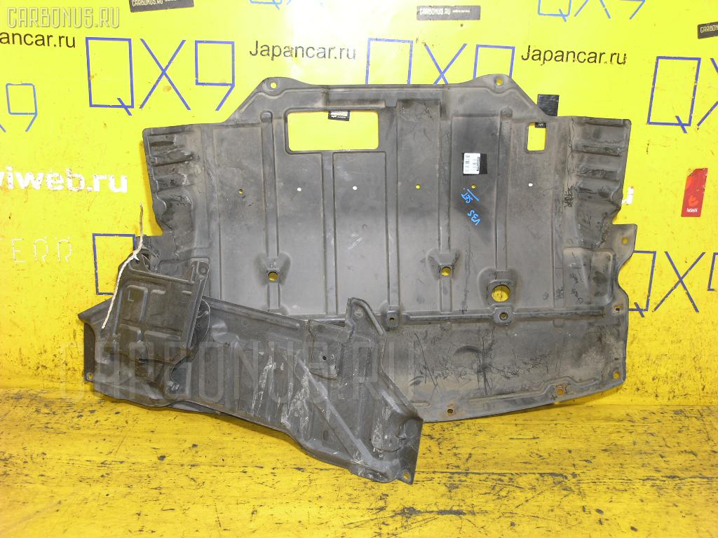 Защита двигателя NISSAN SKYLINE V35 VQ25DD Фото 1
