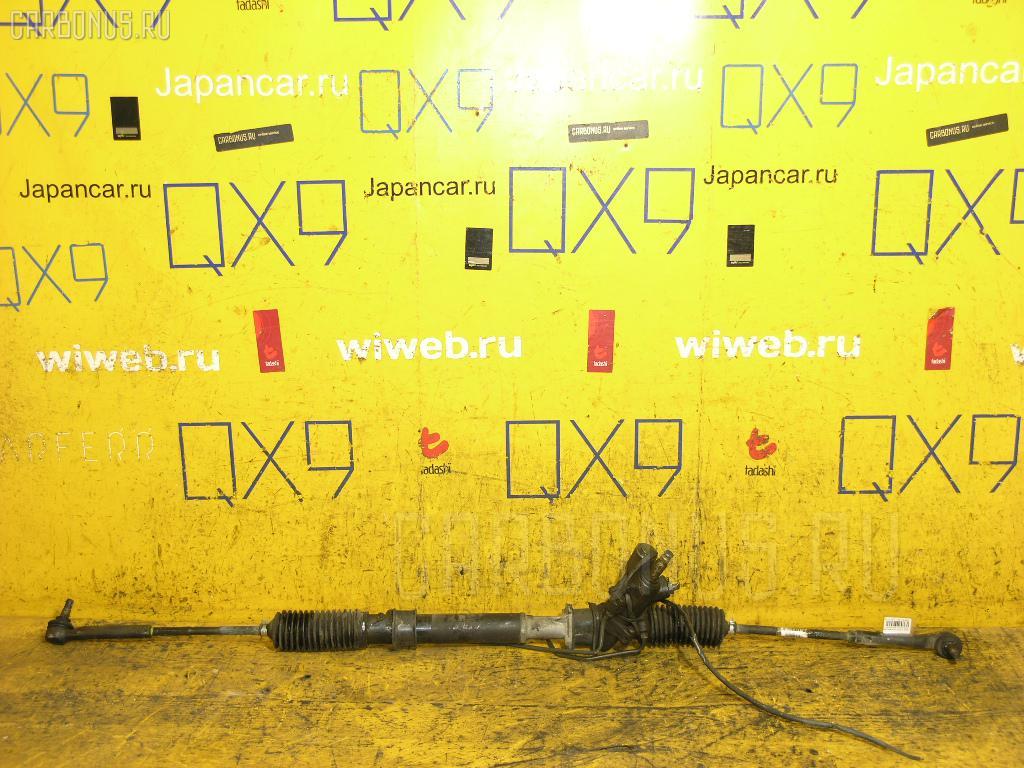 Рулевая рейка SUBARU LEGACY LANCASTER BH9 EJ25 Фото 1