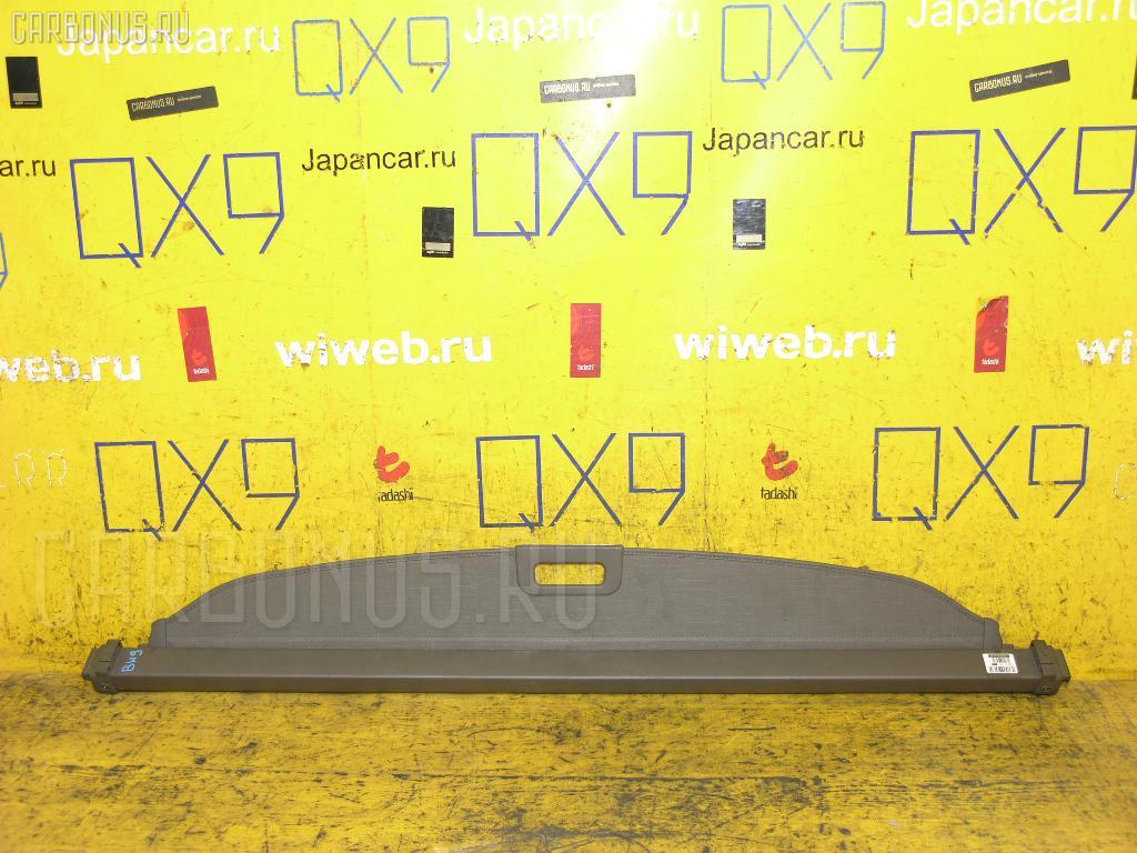 Шторка багажника SUBARU LEGACY LANCASTER BH9. Фото 5