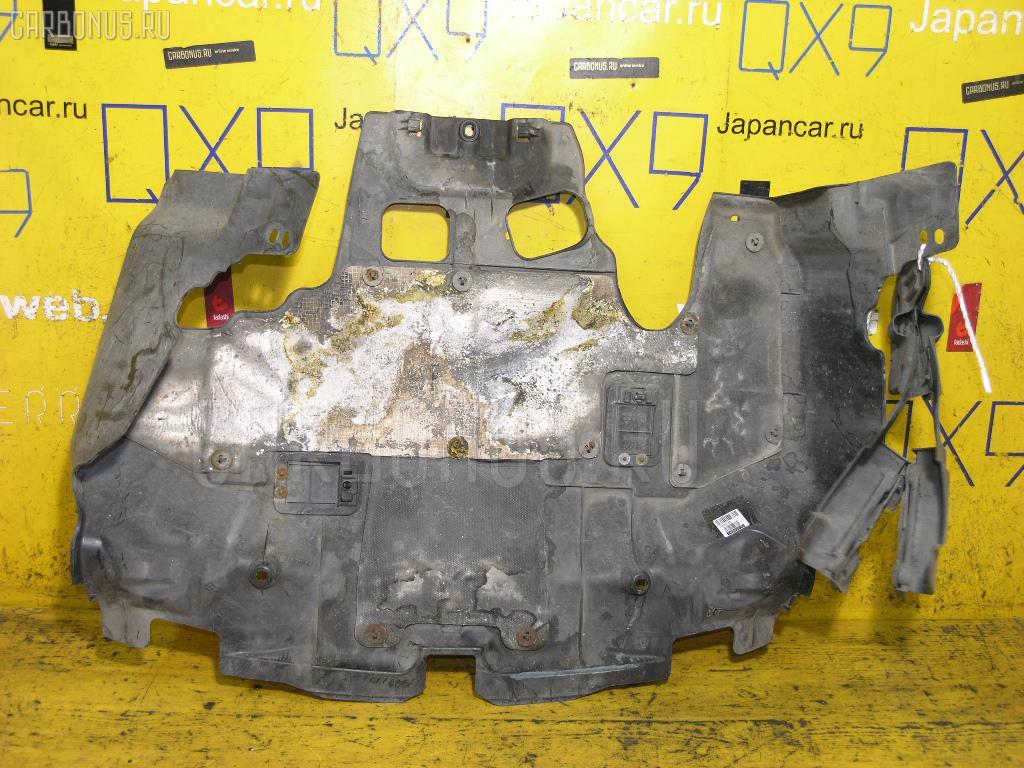 Защита двигателя SUBARU LEGACY BL5 EJ20. Фото 6