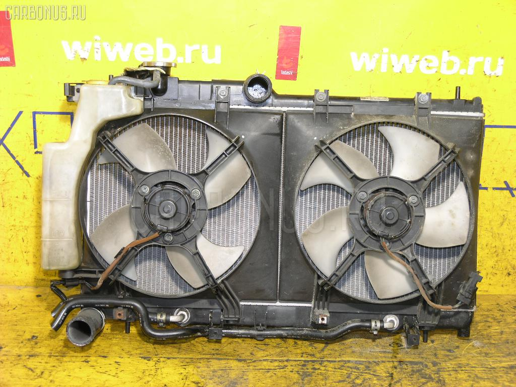 Радиатор ДВС SUBARU OUTBACK BP9 EJ25. Фото 7