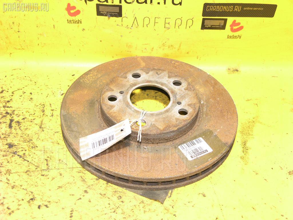 Тормозной диск TOYOTA GAIA ACM15G 1AZ-FSE Фото 1