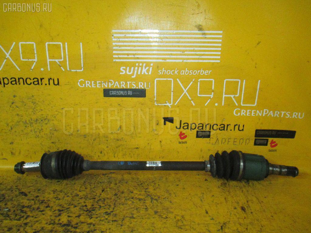 Привод SUBARU OUTBACK BP9 EJ25 Фото 1