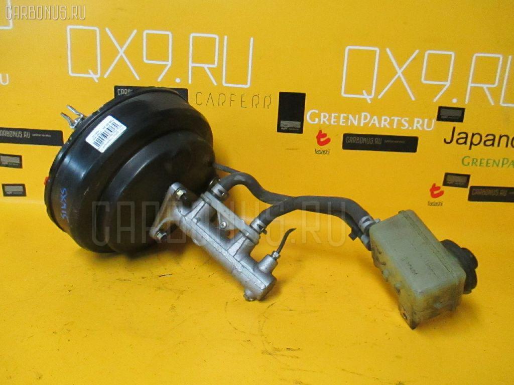 Главный тормозной цилиндр TOYOTA GAIA SXM15G 3S-FE Фото 2