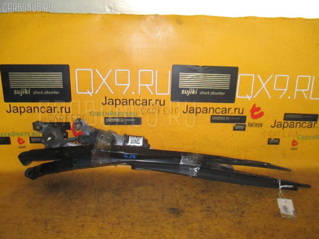 Мотор привода дворников Subaru Outback BP9 Фото 1