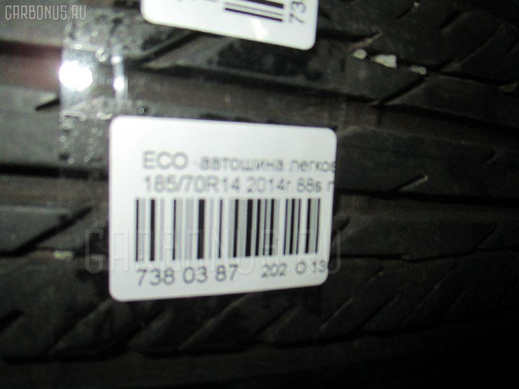 Автошина легковая летняя ECO STAGE 185/70R14 GOODYEAR Фото 3
