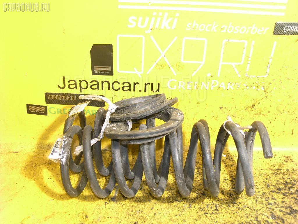 Пружина Toyota Ipsum SXM10G 3S-FE Фото 1