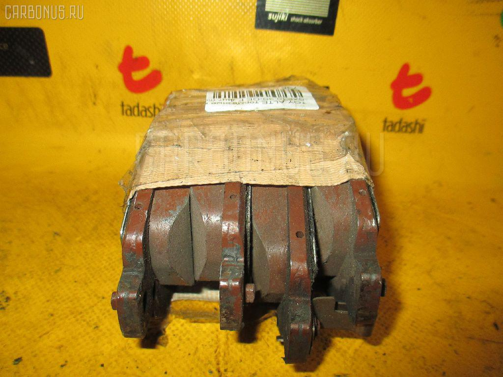 Тормозные колодки TOYOTA ALTEZZA SXE10 3S-GE. Фото 7