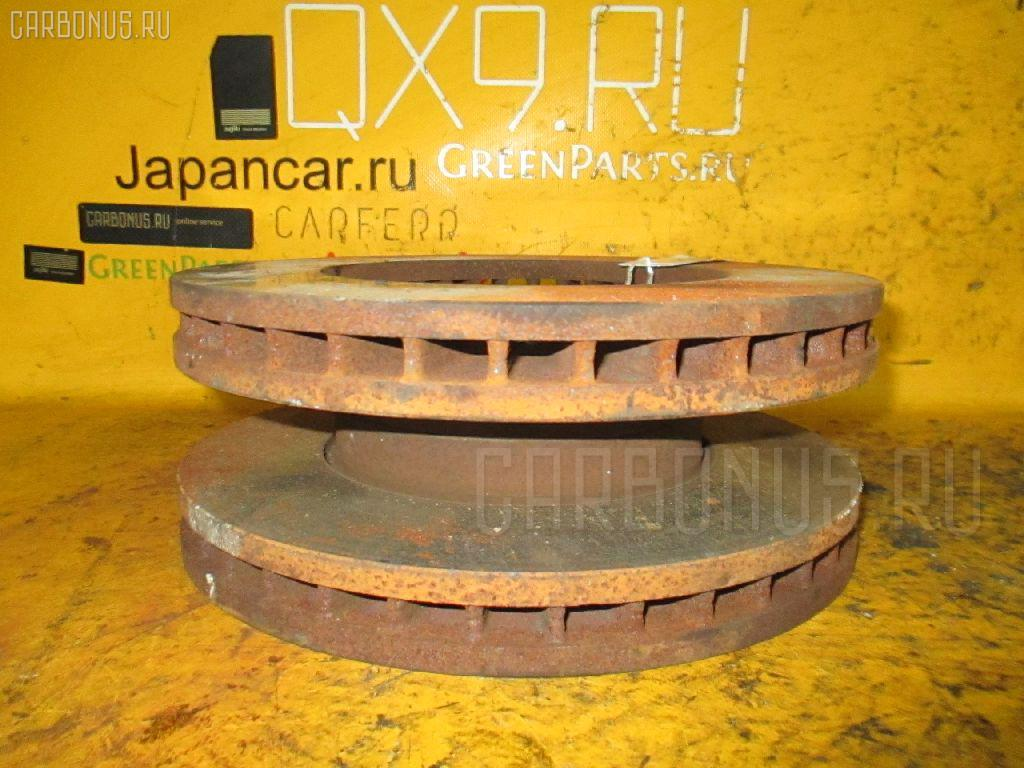 Тормозной диск TOYOTA CROWN MAJESTA JZS155 2JZ-GE Фото 1