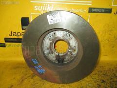 Тормозной диск TOYOTA CROWN MAJESTA JZS155 2JZ-GE Фото 2