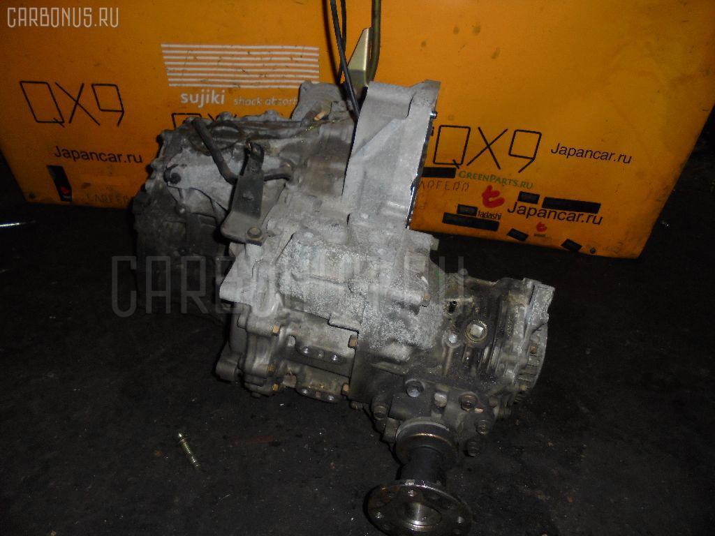 КПП автоматическая NISSAN X-TRAIL NT30 QR20DE Фото 4