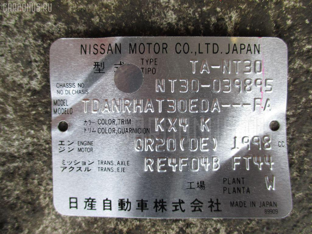 Air bag NISSAN X-TRAIL NT30 Фото 3