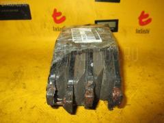Тормозные колодки NISSAN X-TRAIL NT30 QR20DE Фото 2