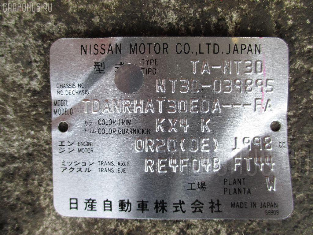 Стойка NISSAN X-TRAIL NT30 QR20DE Фото 5