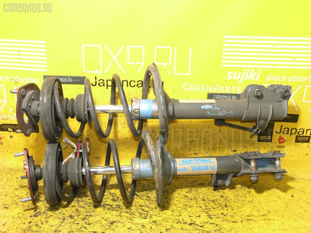 Стойка NISSAN X-TRAIL NT30 QR20DE Фото 2