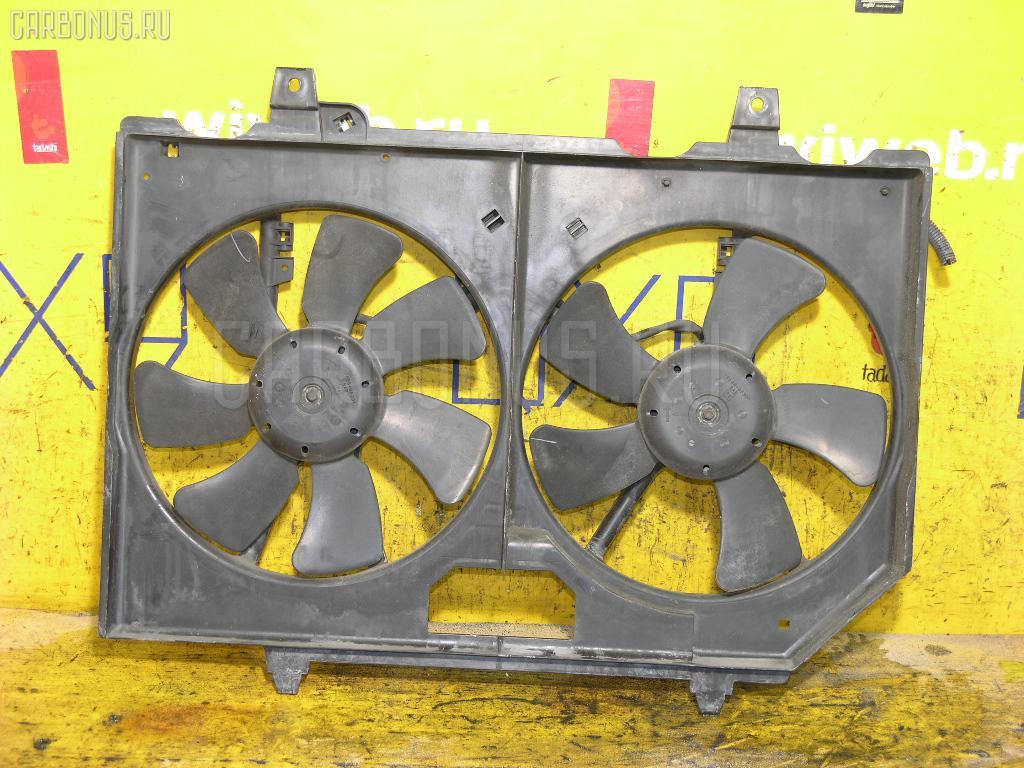 Вентилятор радиатора ДВС NISSAN X-TRAIL NT30 QR20DE Фото 2