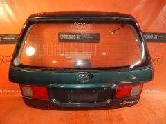 Дверь задняя Toyota Ipsum SXM10G Фото 3