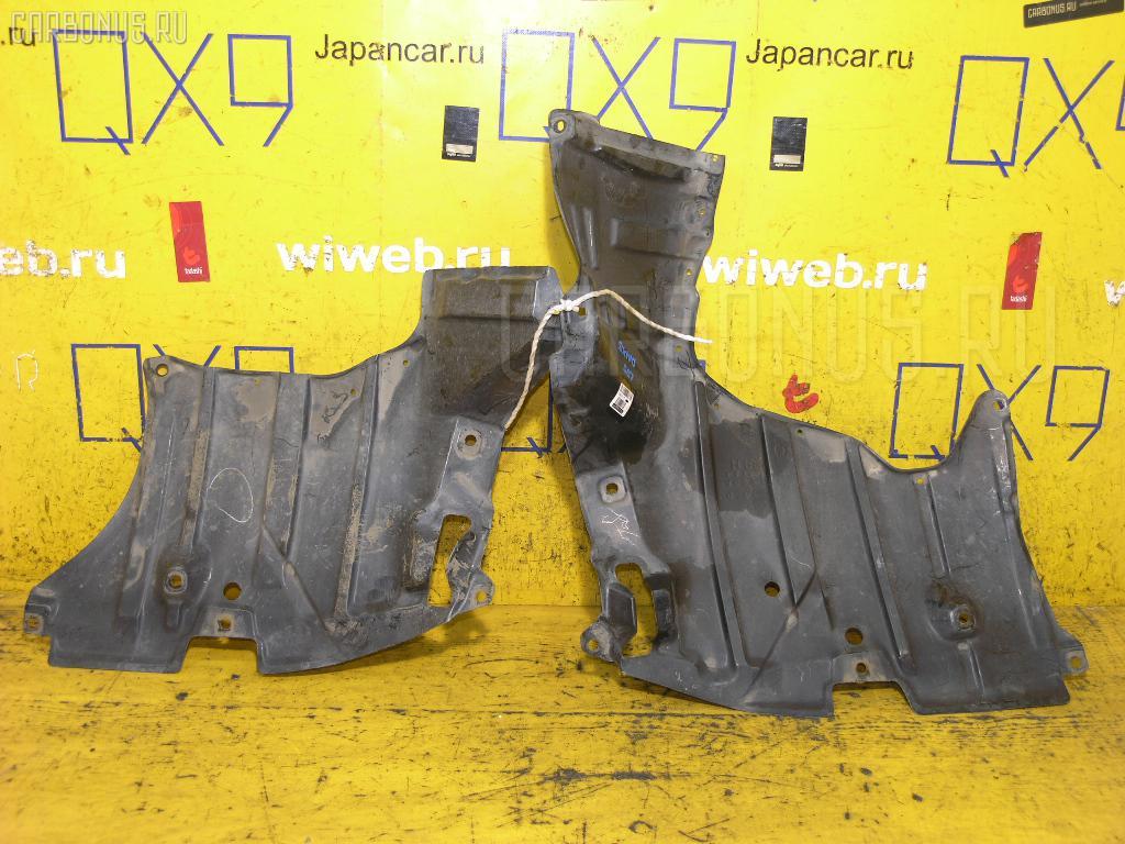Защита двигателя TOYOTA IPSUM SXM10G 3S-FE. Фото 2