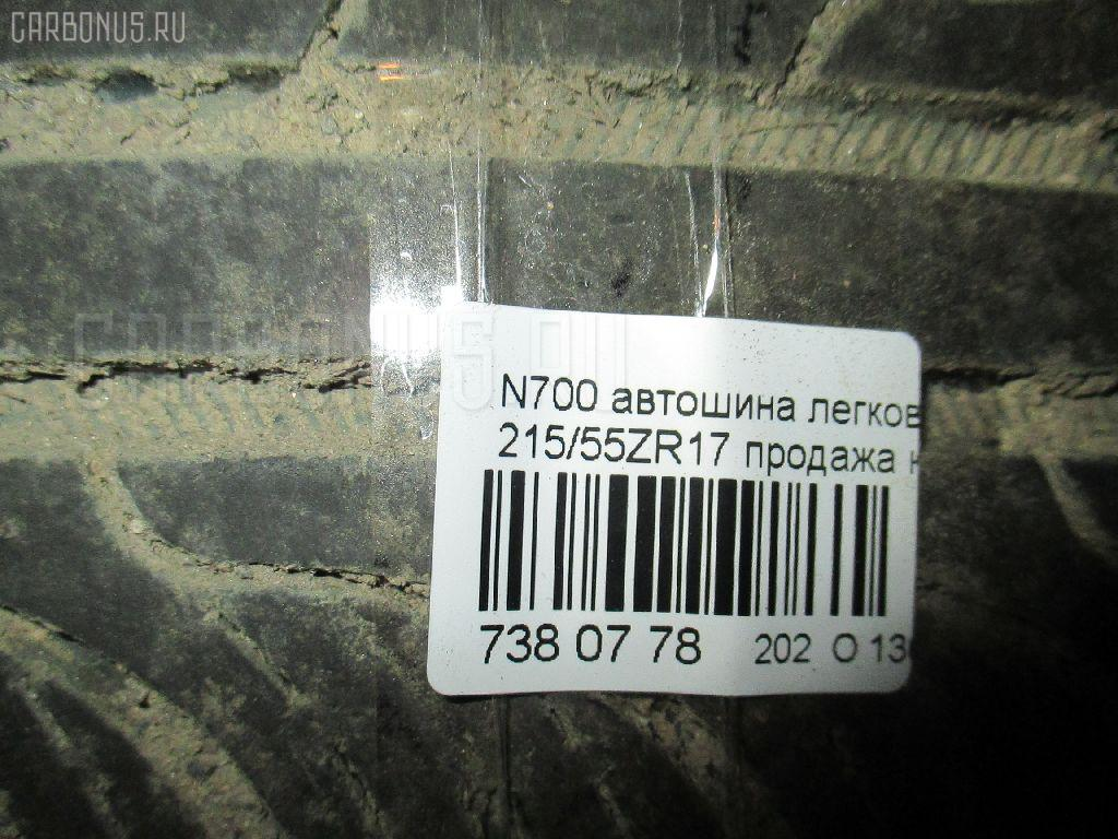 Автошина легковая летняя N7000 215/55ZR17 NEXEN Фото 3