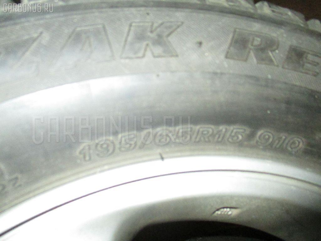 Автошина легковая зимняя BLIZZAK REVO 2 195/65R15 YOKOHAMA RV02Z Фото 2