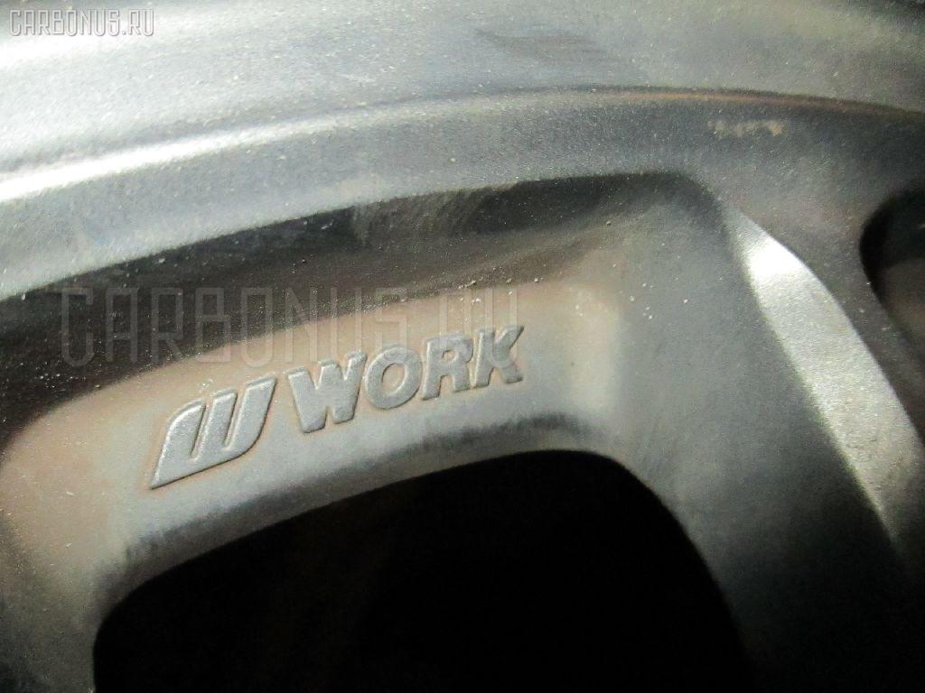 Диск литой WORK R17 / 4-114.3 / 7JJ / ET+42 Фото 2
