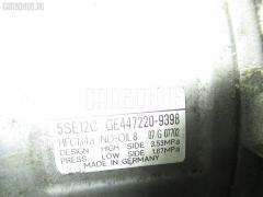 Компрессор кондиционера TOYOTA AVENSIS WAGON AZT250W 1AZ-FSE Фото 1